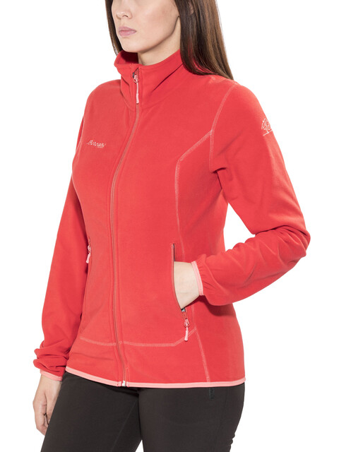 Bergans Ylvingen Jacket Women red